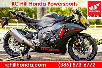 2017 Honda CBR1000RR ABS for sale 200532293