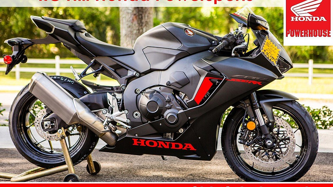 2017 Honda CBR1000RR ABS for sale 200532321