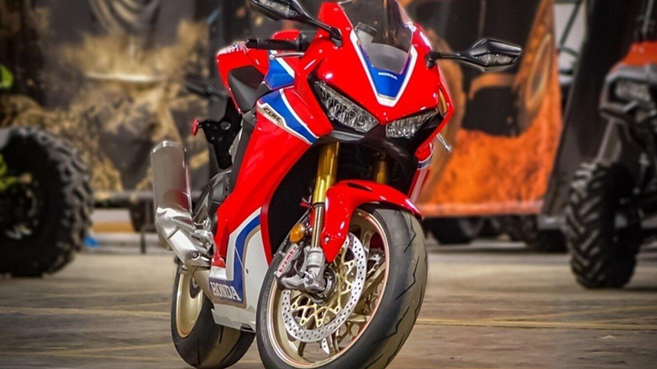 2017 Honda CBR1000RR SP2 for sale 200534016