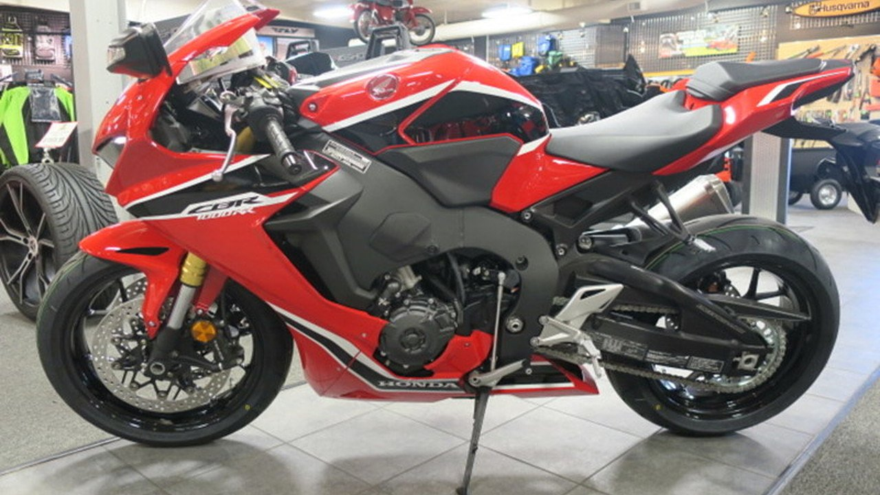 2017 Honda CBR1000RR for sale 200582040