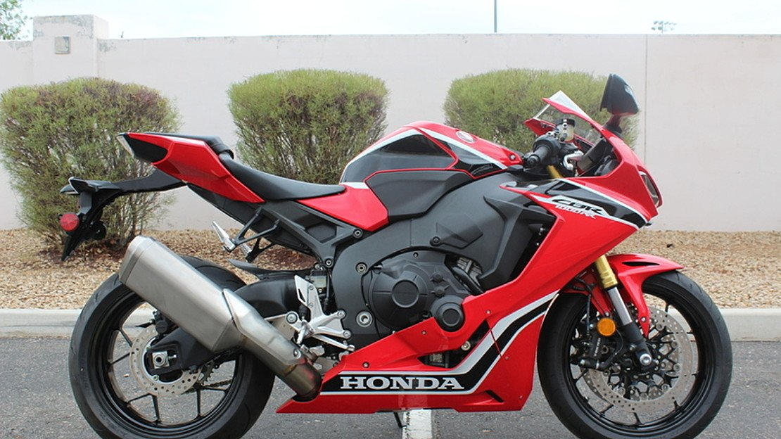 2017 Honda CBR1000RR for sale 200597453