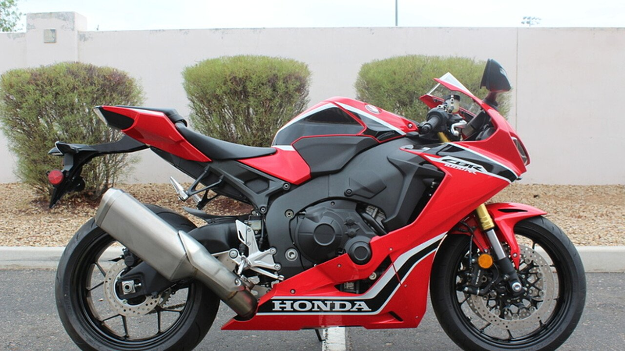 2017 Honda CBR1000RR for sale 200597453