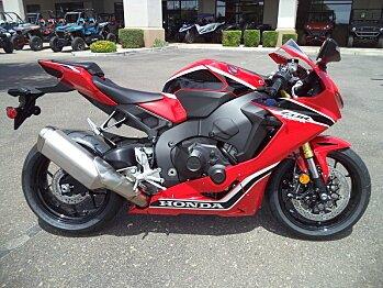 2017 Honda CBR1000RR for sale 200601857