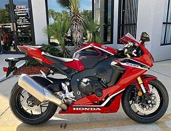 2017 Honda CBR1000RR for sale 200609563