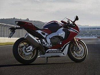 2017 Honda CBR1000RR ABS for sale 200618988