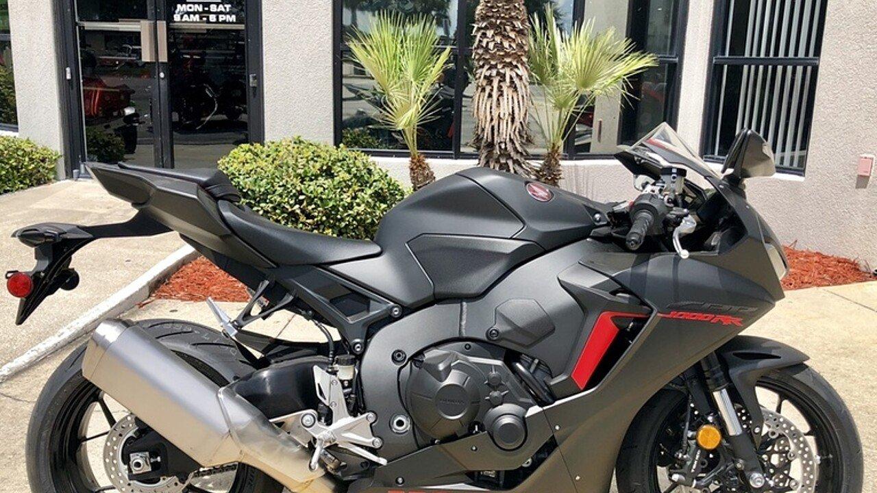 2017 Honda CBR1000RR ABS for sale 200620932