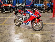 2017 Honda CBR1000RR SP2 for sale 200534016