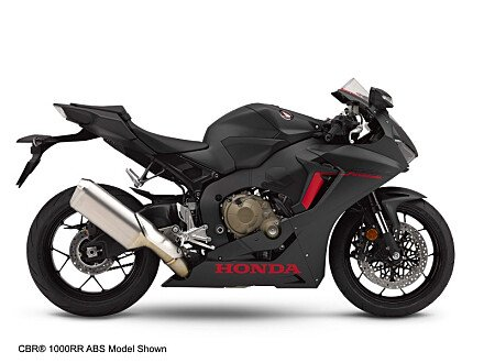 2017 Honda CBR1000RR for sale 200604862