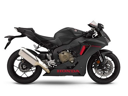2017 Honda CBR1000RR for sale 200604876