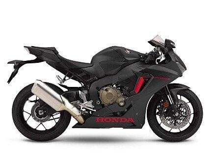2017 Honda CBR1000RR for sale 200604879