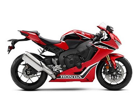 2017 Honda CBR1000RR for sale 200607181