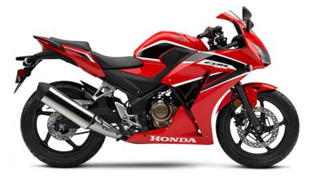 2017 Honda CBR300R for sale 200421832