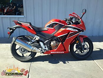 2017 Honda CBR300R for sale 200480592