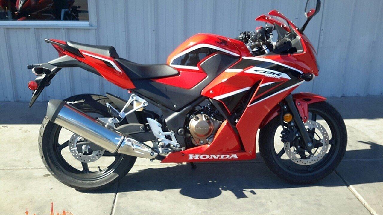 2017 Honda CBR300R for sale 200480592