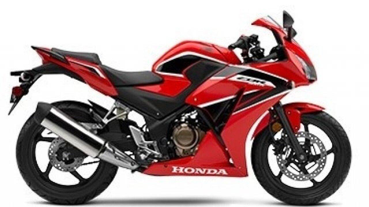 2017 Honda CBR300R for sale 200496115