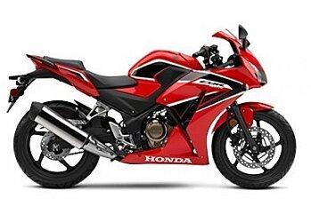 2017 Honda CBR300R for sale 200496175