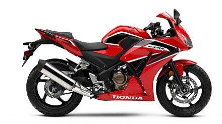 2017 Honda CBR300R for sale 200472320