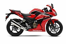 2017 Honda CBR300R for sale 200482122
