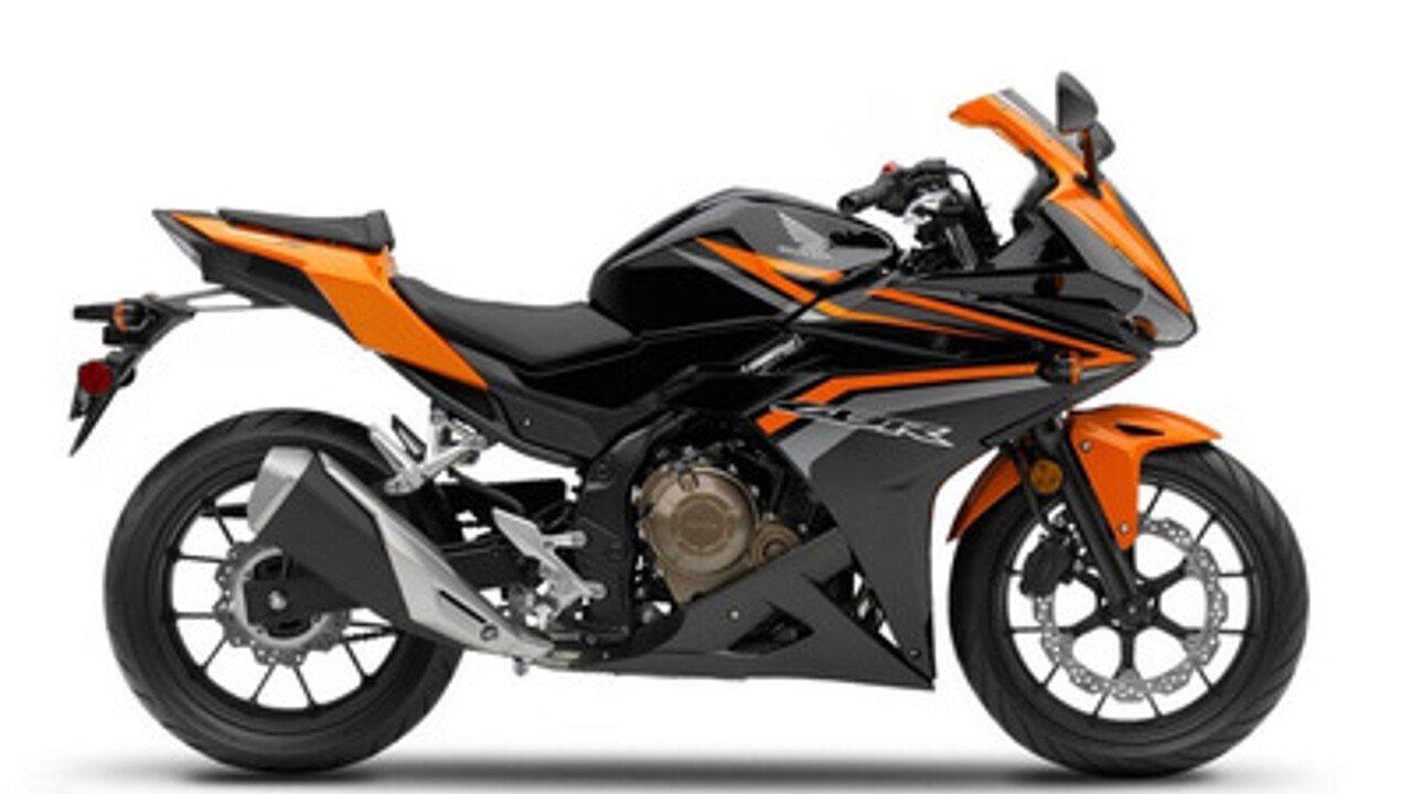 2017 Honda CBR500R for sale 200423780