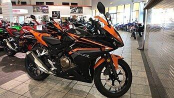 2017 Honda CBR500R for sale 200426011