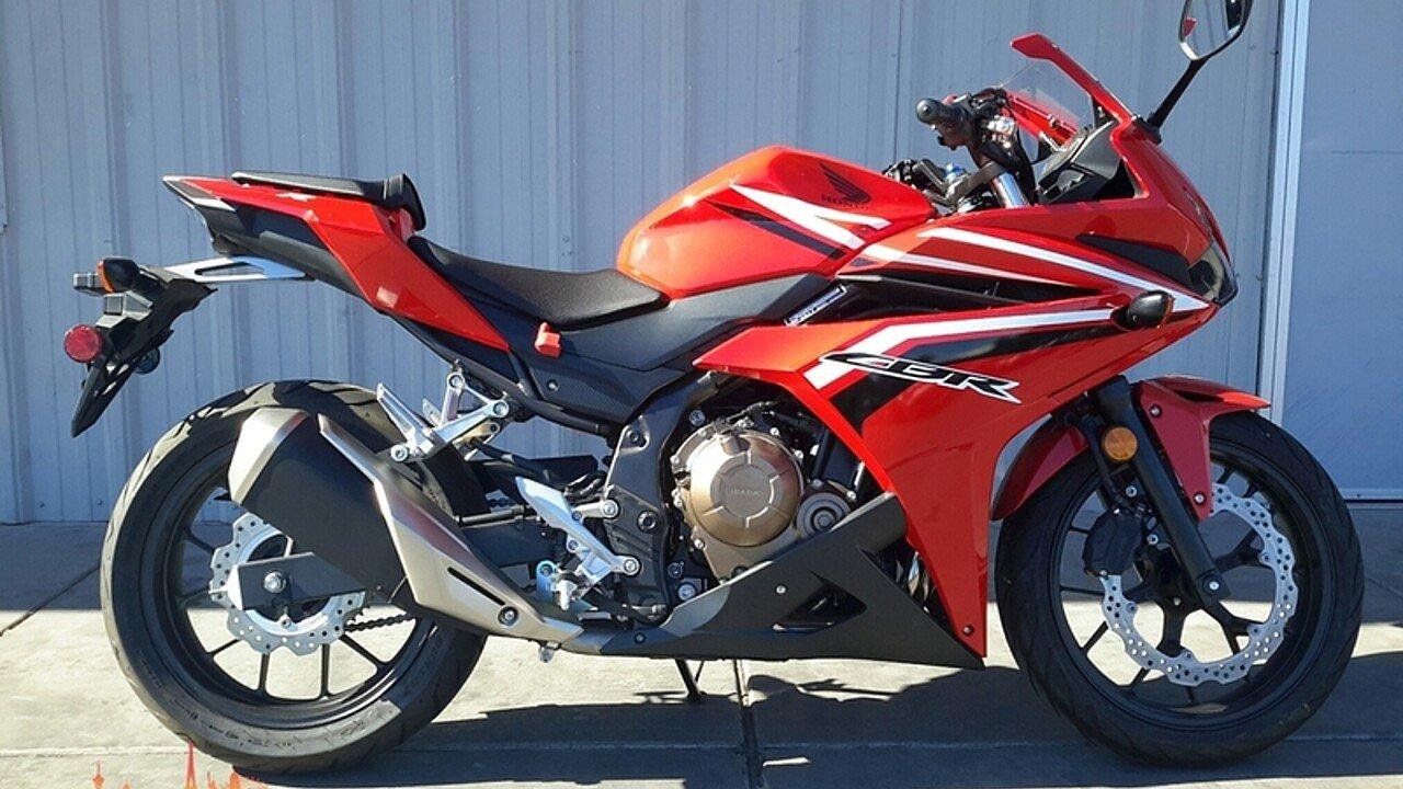 2017 Honda CBR500R for sale 200435641