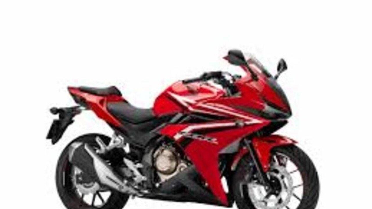 2017 Honda CBR500R for sale 200452911