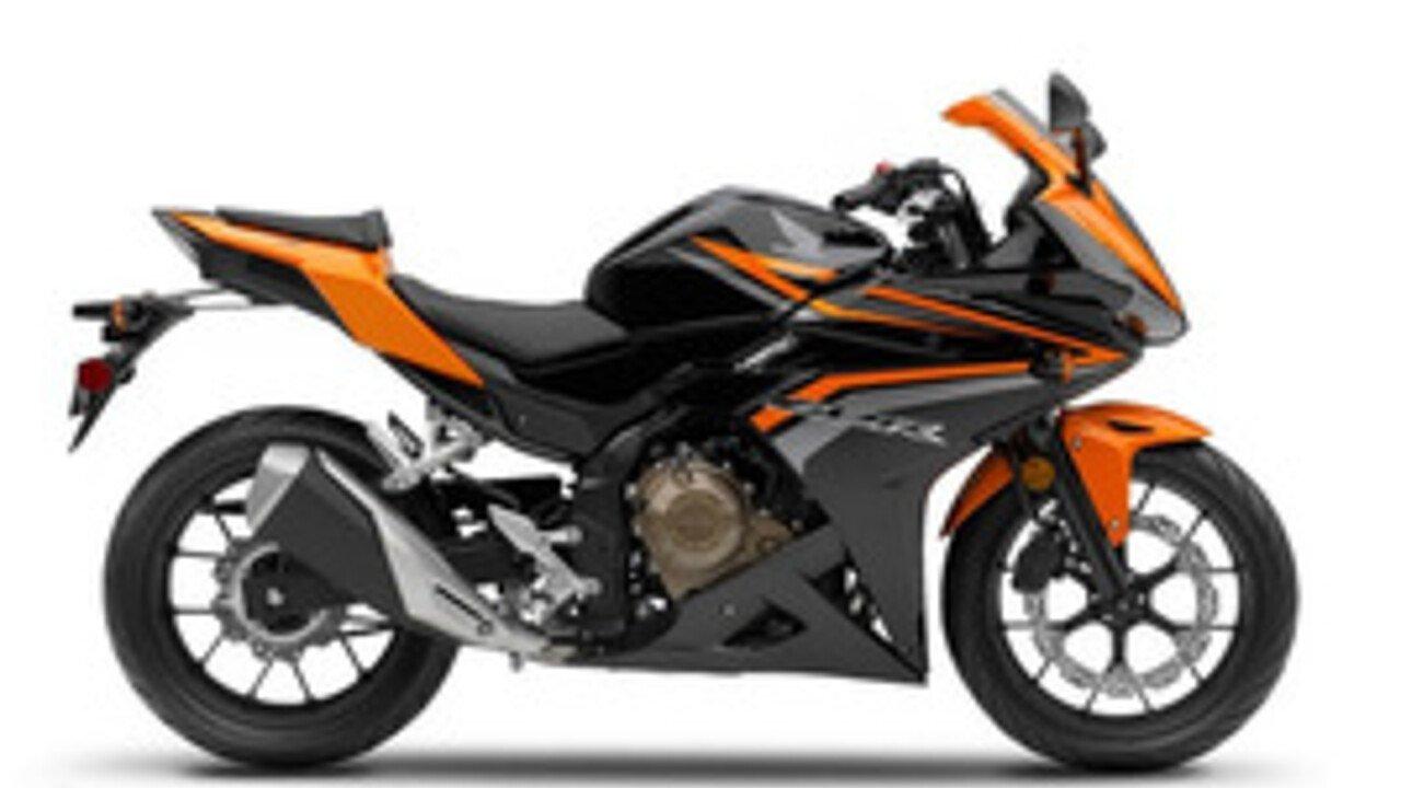 2017 Honda CBR500R for sale 200458053