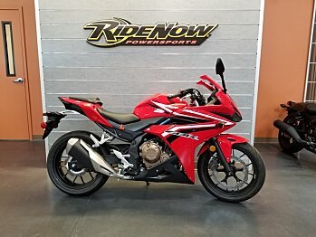 2017 Honda CBR500R for sale 200474945