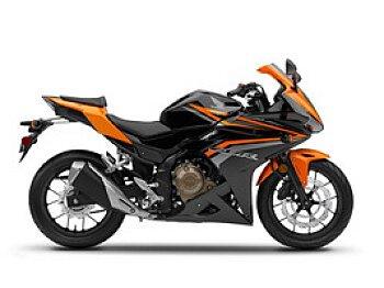 2017 Honda CBR500R ABS for sale 200509828