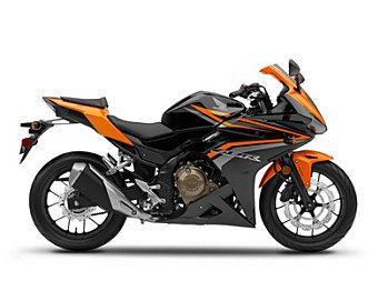 2017 Honda CBR500R ABS for sale 200520534