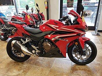 2017 Honda CBR500R for sale 200603953