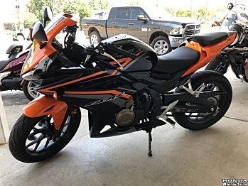 2017 Honda CBR500R for sale 200627694
