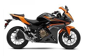 2017 Honda CBR500R for sale 200628801