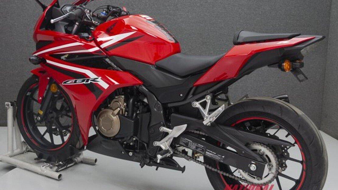 2017 Honda CBR500R ABS for sale 200686748