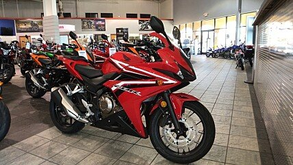 2017 Honda CBR500R ABS for sale 200434937