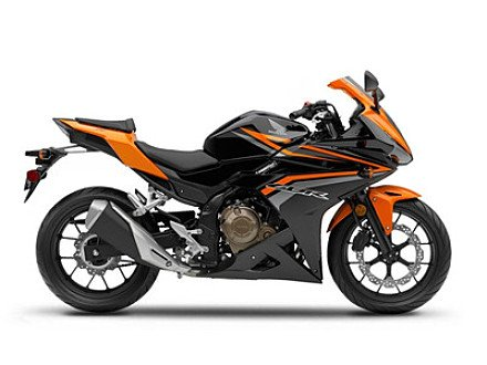 2017 Honda CBR500R for sale 200453752