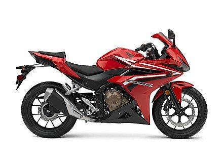 2017 Honda CBR500R for sale 200484984