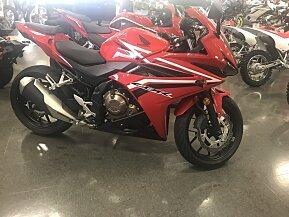 2017 Honda CBR500R for sale 200495821
