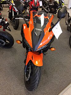 2017 Honda CBR500R for sale 200501725
