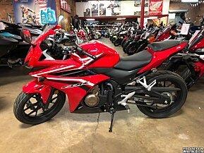 2017 Honda CBR500R for sale 200501788