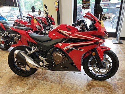 2017 Honda CBR500R for sale 200603953
