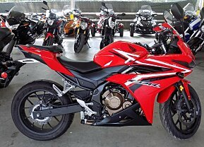 2017 Honda CBR500R for sale 200636080