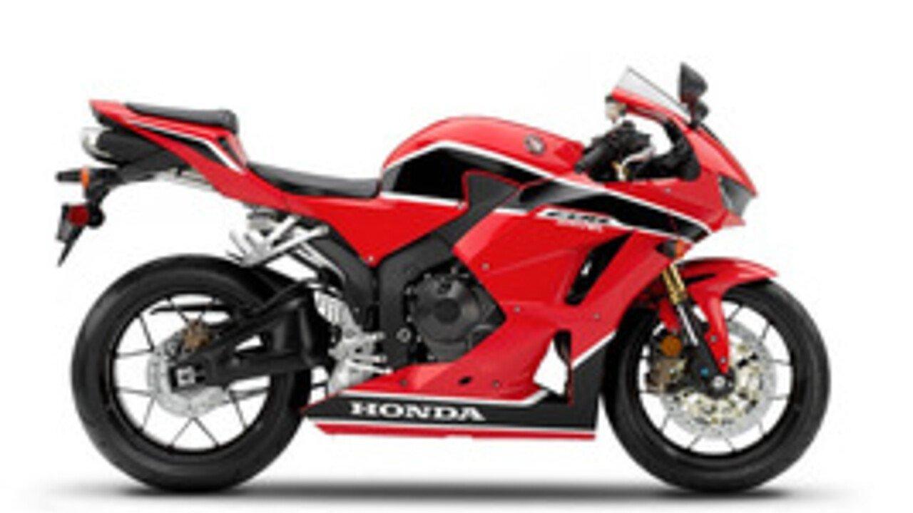 2017 Honda CBR600RR ABS for sale 200463246