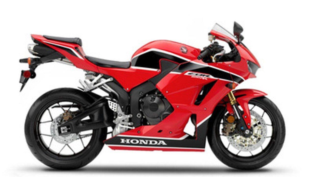 2017 Honda CBR600RR for sale 200500333