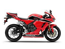 2017 Honda CBR600RR for sale 200457355