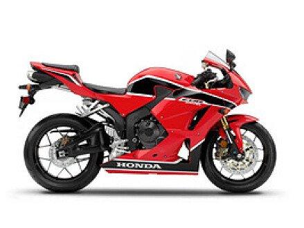 2017 Honda CBR600RR for sale 200457944