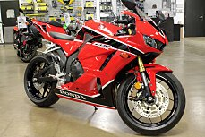 2017 Honda CBR600RR ABS for sale 200463246