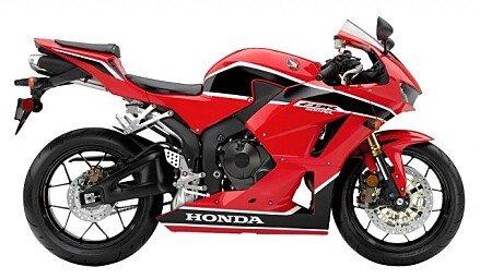 2017 Honda CBR600RR for sale 200475602