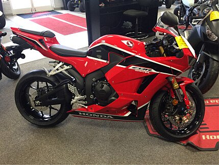 2017 Honda CBR600RR for sale 200501801