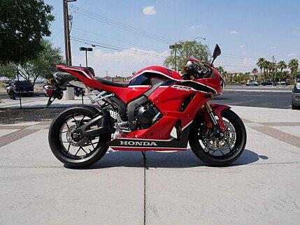 2017 Honda CBR600RR ABS for sale 200509404